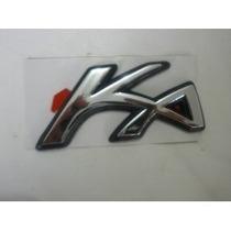 Emblema Da Tampa Traseira Do Ford Ka 1997 À 2004