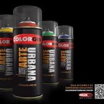 Spray Colorgin Arte Urbana 400 Ml Todas As Cores