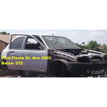 Coletor Escape Fiesta Gl 2001