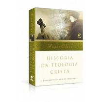 História Da Teologia Cristã Frete Gratis