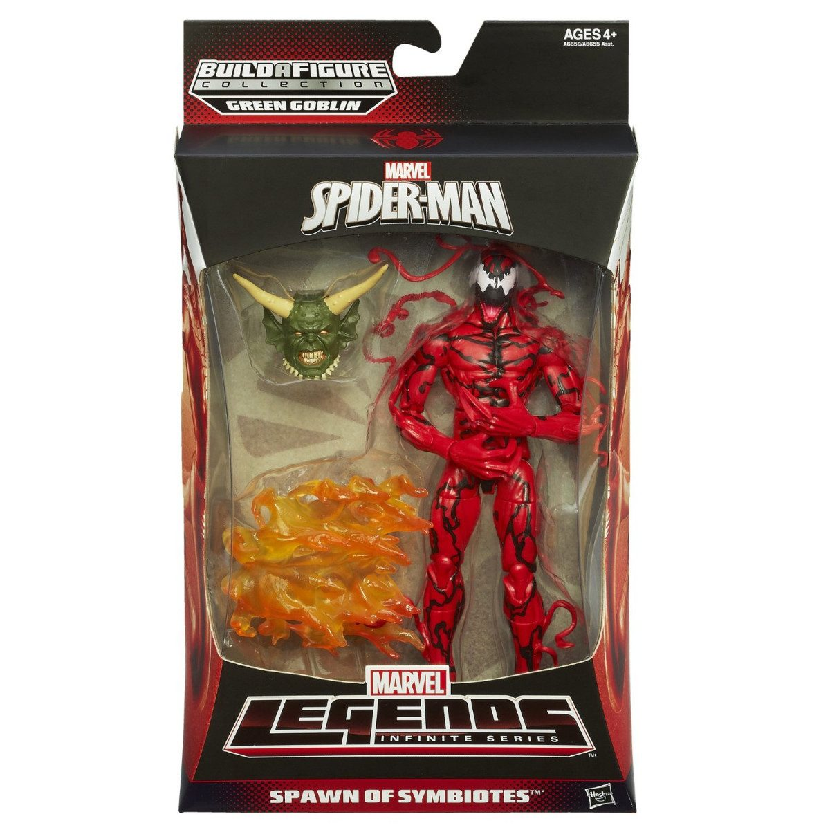 Carnage marvel legends infinite series carnificina