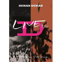 Duran Duran-a Diamond In The Mind Live 2011-dvd Raro Novo Or