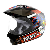 Capacete Pro Tork Pro Vision Th1 Nos Street Motocross Trilha