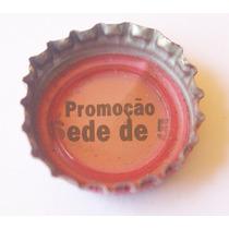 Tampinhas Antigas - Coca-cola Promoção Sede De 5