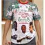 Camiseta Escola Samba Grande Rio 2016 - Homenagem Santos Fc