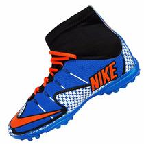 Promoção! Chuteira Nike Society Hypervenom Varios Tamanhos !