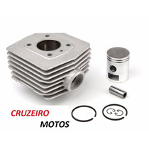 Kit Cilindro Mobyllete 75cc Competiçao