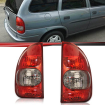 Lanterna Traseira Corsa Hatch/pick-up 2p/4p 00/01/02/03 Novo
