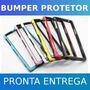 Case Bumper Protetor Dual Color - Xperia Z1 L39h