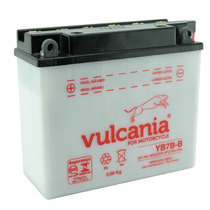 Bateria Vulcania Yb7b-b Cbx 200 / Nx 150 / 200 / 350 Sahara