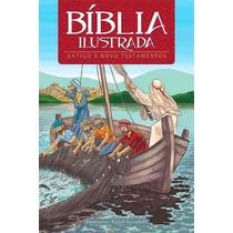Bíblia Ilustrada Infantil Histórias Inesquecíveis Crianças