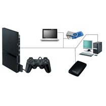 Kit Rode Jogos Atraves Do Pc, Notebook, Pendrive, Hd Externo