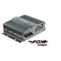 Module Amplificador Bak Bk-110gx Fox 2ch 1000w