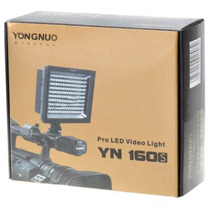 Iluminador Led Video Light Yn-160s