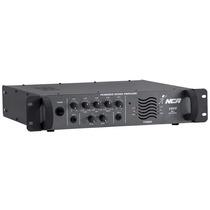 Amplificador Potência Mesa Nca Pwm1600 400w Profissional