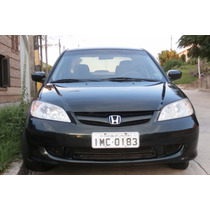 Honda Civic 2005 - Todo Original *