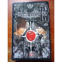 Death Note - How To Read ( Enciclopédia - Volume 13 ) (raro)
