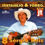 Cd / Sergio Reis (1998) Sertanejo E Forró No Jt