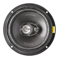 Alto-falante Bravox 6 Triaxial Original/universal B3x60 Vwg