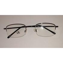 (liquidação) 2 Pç Armação Oculos Grau (leitura)+2,0 Unissex