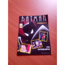 Álbum De Figurinhas - Batman - 1994 Editora Abril Dc Comics