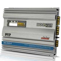 Módulo Booster Ba-v12 - Ch 04- Stereo/mono - 500rms - Mosfet