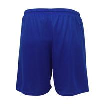 Calção + Meião Azul Kit Futebol P - M - G - Gg - $17,00