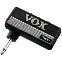 Vox Amplug Twin - Mini Amplificador De Guitarra Para Fone