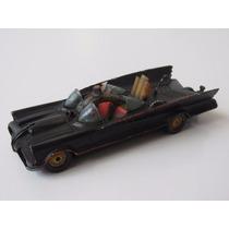Antigo Carrinho Do Batman - Batmóvel Corgi Toys