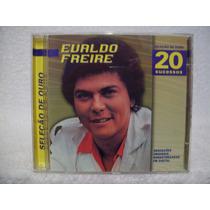 Cd Evaldo Freire- Seleção De Ouro- 20 Sucessos