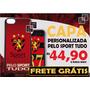 Capa Case Sport Club Recife Pelo Sport Tudo Capinha Celular