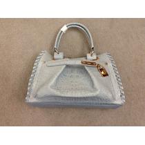 Bolsa Saad Azul Original ( Embalada) Com Certificado