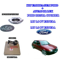 Kit Embreagem + Atuador Fiesta Courier 1.0 1.3 8v Endura