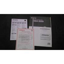 Aiwa Nsx-380 Инструкция - фото 8