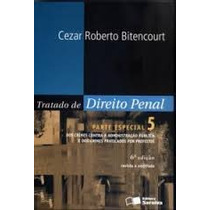 Tratado De Direito Penal-especial 5-cezar Roberto Bitencourt