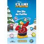 Livro Club Penguin - Um Dia De Puffle - Melhoramentos
