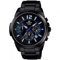 Relógio Casio Efr-535bk-1a2vdf Edifice - Refinado