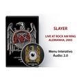 Slayer - 4 Dvds Ao Vivo - Frete Grátis