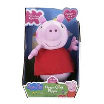 Boneca Fischer Price Peppa Pig Vermelha Canta E Fala