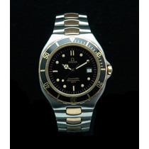 Omega Seamaster Professional Diver 200m Pre-bond Aço/ouro
