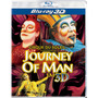 Blu-ray 3d Journey Of Man - Cirque Du Soleil