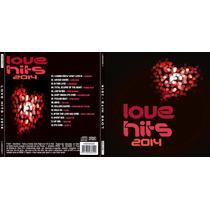 Cd Love Hits 2014