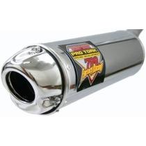 Escapamento Pro Tork 788 Aço | Cg 125 Titan Kse 2000 A 2004