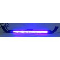Break Light Universal Luz De Freio 28 Led Carro 12v Azul