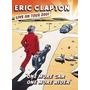 Dvd Eric Clapton One More Car One More Rider Tour 2001