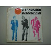 Lp Candango Do Ypê - O Fandango Do Candango - 1966
