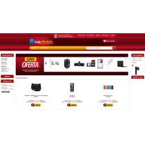 Loja Virtual Com Mercado Pago + Hospedagem + Emails