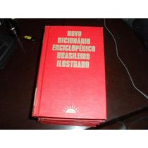 Enciclopedia Dicionario Brasileiro Ilustrado 5vol 1 6 7 9 10
