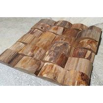 Mosaico Revestimento De Madeira - Pastilhas 30x30