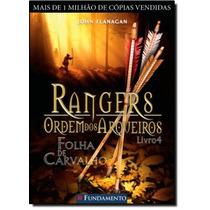 Rangers Ordem Dos Arqueiros: Folha De Carvalho - Vol.4